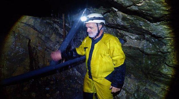 Χαρτογραφώντας τις σπηλαιοπηγές της Αιτωλοακαρνανίας (Photos)