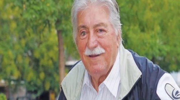 «Έφυγε» ο ηθοποιός Ανέστης Βλάχος