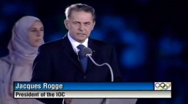 Πέθανε σε ηλικία 79 ετών ο Ζακ Ρογκ, πρώην Πρόεδρος της Δ.Ο.Ε.