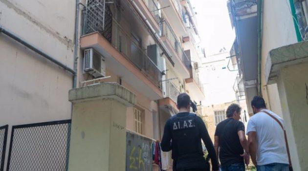 Γυναικοκτονία στη Θεσσαλονίκη: Συνελήφθη ο δράστης (Video)