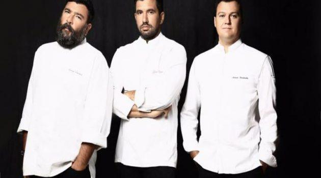 ΣΚΑΪ: Την Κυριακή ξεκινά το «Top Chef» – Γνωρίστε τους τρεις σεφ