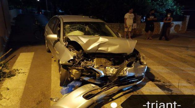 Μεσσηνία: Αυτοκίνητο έπεσε σε καφετέρια και σκότωσε 53χρονο (Photo)