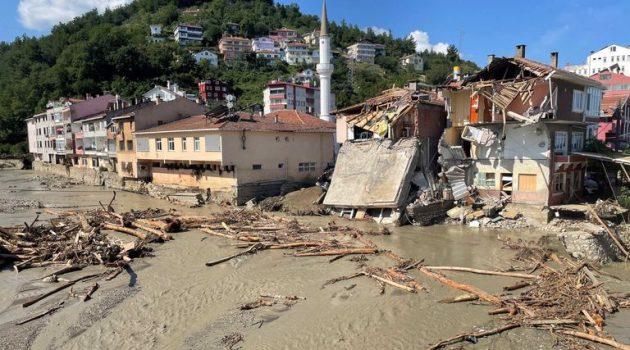 Τουρκία: Τουλάχιστον 70 νεκροί από τις φονικές πλημμύρες (Video)