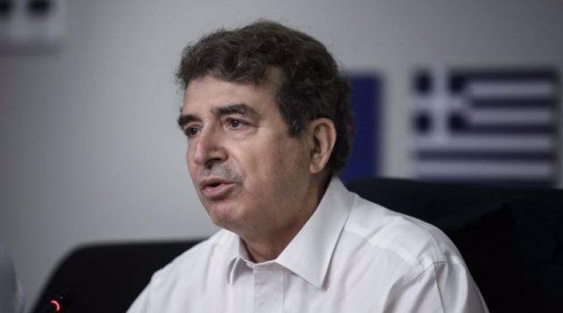 Χρυσοχοΐδης: «Τα εναέρια μέσα έχουν πετάξει ήδη διπλάσιες ώρες από πέρυσι»
