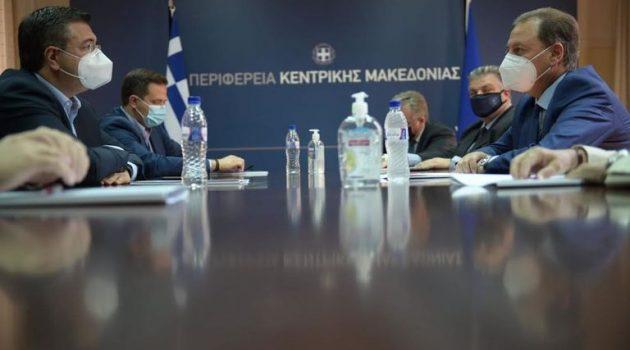 Πρωταγωνιστής στην αγροτική ανάπτυξη η Περιφέρεια Κεντρικής Μακεδονίας