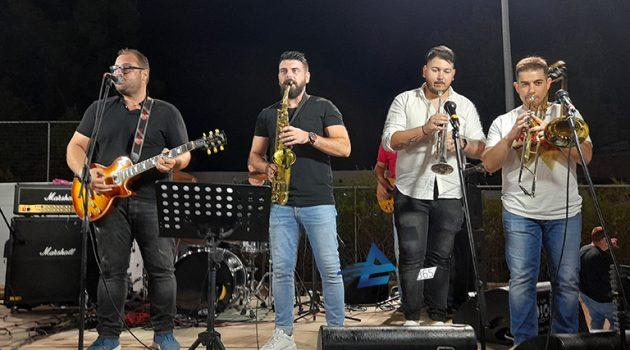 Αγρίνιο: Με επιτυχία πραγματοποιήθηκε το «1ο Musicians Lodge Festival» (Video – Photos)