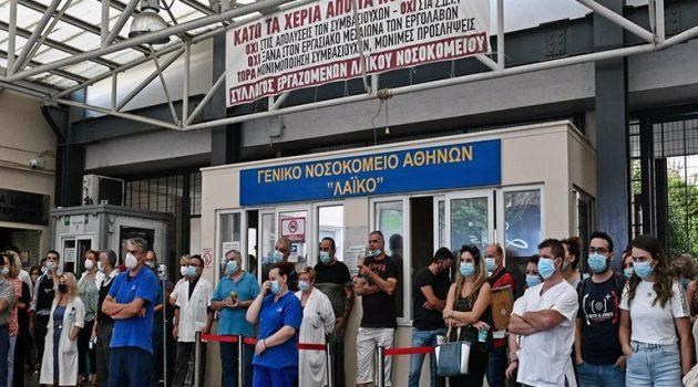 ΣτΕ: Απέρριψε την αίτηση υγειονομικών για αναστολή του υποχρεωτικού εμβολιασμού