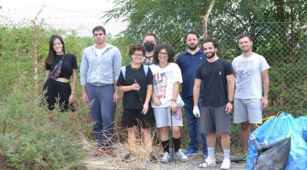 «Save Your Hood»: Νέα δράση στην Αερολέσχη Αγρινίου (Photos)
