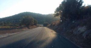 Με γρήγορους ρυθμούς η ασφαλτόστρωση του δρόμου Παλαιομάνινα – Σουπί…