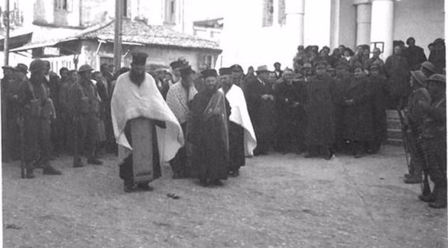 Περίοδος εμφυλίου, ο Όσιος πατήρ Παΐσιος ο Αγιορείτης ως στρατιώτης διαβιβάσεων στο Αγρίνιο