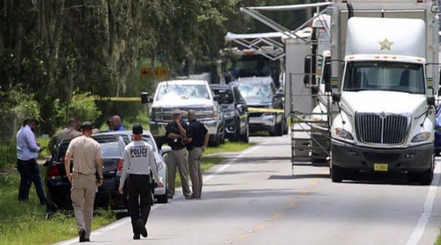 Η.Π.Α.: Ένοπλος δολοφόνησε τέσσερις ανθρώπους – Ανάμεσά τους και ένα βρέφος