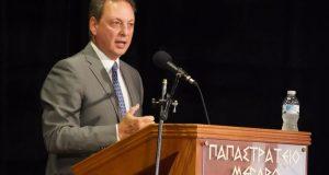 Σπ. Λιβανός: «Η πολιτική μας στηρίζεται στην αλήθεια και στα…