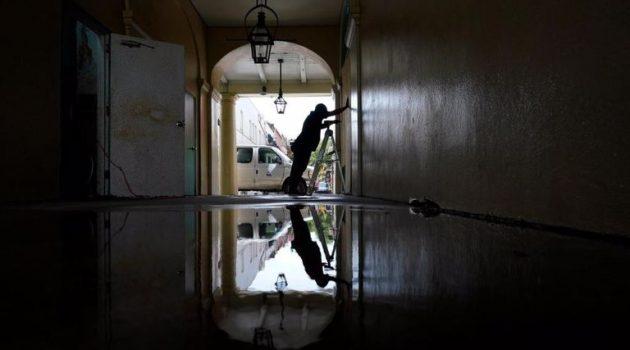 Η.Π.Α.: Τους 26 νεκρούς έφθασε ο απολογισμός των θυμάτων του κυκλώνα Άιντα