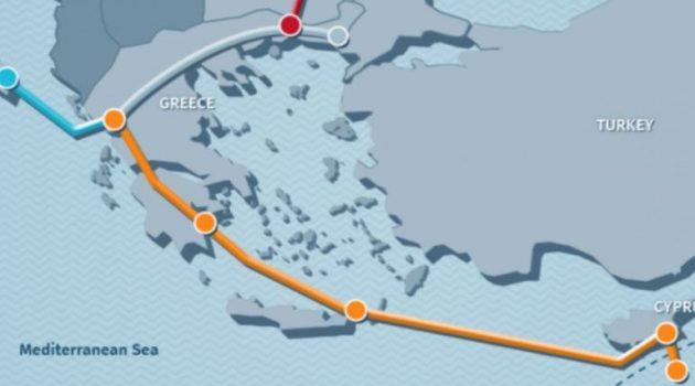 Θολώνει ο αγωγός East Med: Οι τουρκικές προκλήσεις και τα ήξεις αφίξεις των Η.Π.Α.