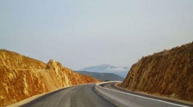 Tο 2023 θα είναι έτοιμος ο νέος δρόμος Βόνιτσα – Λευκάδα (Video)