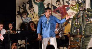 «Η αληθινή απολογία του Σωκράτη» στο Διεθνές Φεστιβάλ Πάτρας (Photos)
