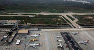 Ελ. Βενιζέλος: Προσγειώθηκε με ασφάλεια το αεροσκάφος που είχε πρόβλημα…