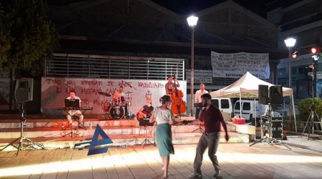 Αγρίνιο: Ξεσήκωσε το κοινό η «Jeepers Creepers Band» στην Πλατεία Δημάδη (Videos – Photos)