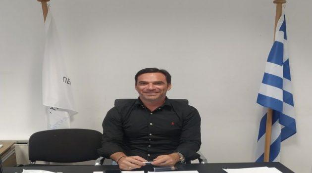 Δ. Νικολακόπουλος: «Έκτακτη οικονομική ενίσχυση αθλητικών ενώσεων και σωματείων»