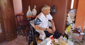 Δοκίμι Αγρινίου: Απάνθρωπες συνθήκες διαβίωσης για τον 67χρονο Σπύρο Λάϊο…