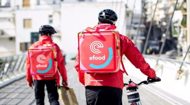 2.016 εργαζόμενοι της «e-food» αποκτούν συμβάσεις αορίστου χρόνου