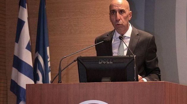 Νέος Πρόεδρος του Ε.Β.Ε.Α. ο Γιάννης Μπρατάκος