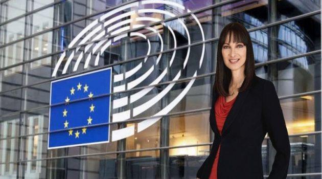 Κουντουρά: «Άμεση ένταξη της έμφυλης βίας ως έγκλημα στο Ευρωπαϊκό Δίκαιο» (Video)