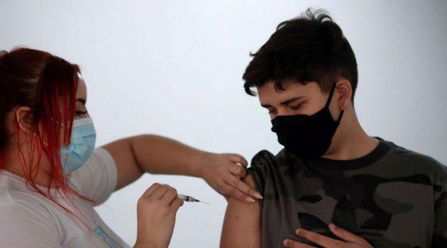 Εμβολιασμοί – Κατατέθηκε η τροπολογία για τα 50gb στους νέους που θα κάνουν το εμβόλιο