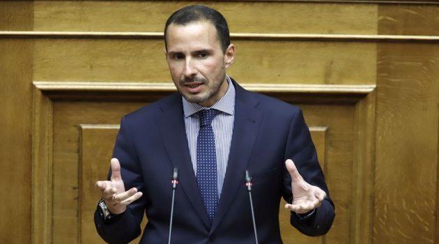 Ερώτηση Βουλευτών της Ελληνικής Λύσης για τα προβλήματα στο Γήπεδο Νεοχωρίου