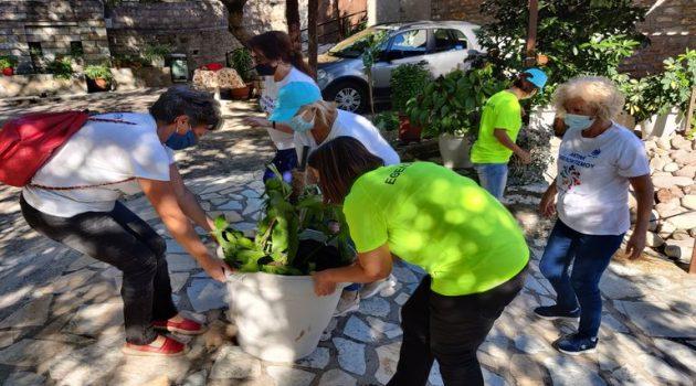 «Ο εθελοντισμός είναικορυφαία πράξη ανάδειξης της αγάπης» (Photos)