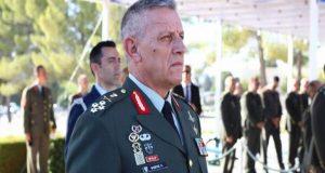 Ο Αρχηγός Γ.Ε.ΕΘ.Α. στο Αιτωλικό για τα αποκαλυπτήρια της προτομής…