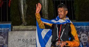Ο Αγρινιώτης Φώτης Ζησιμόπουλος τερμάτισε πρώτος στο 39ο «Σπάρταθλον»! (Video)