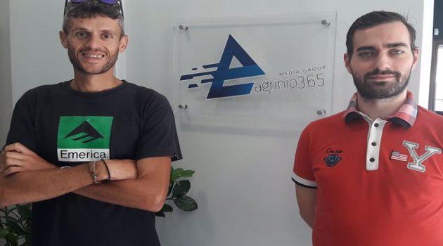 Ο Φώτης Ζησιμόπουλος στον Antenna Star για την πρώτη θέση στο «Σπάρταθλον» (Ηχητικό)