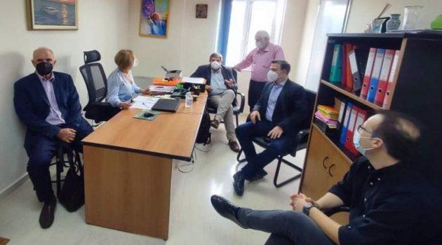 Επίσκεψη A. Ξανθού σε Υγειονομικές Δομές της Αιτωλοακαρνανίας (Photos)