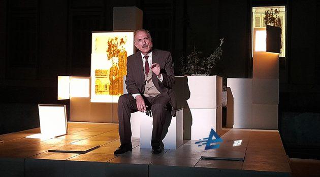 Αγρίνιο: Καθήλωσε το κοινό η παράσταση για τονΓιάννη Βλαχογιάννη (Videos – Photos)