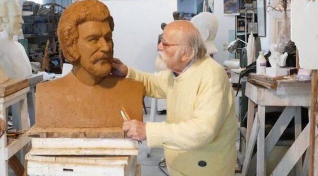 Γιώργος Καλακαλλάς: Σε ηλικία 83 ετών έφυγε από τη ζωή ο γνωστός γλύπτης