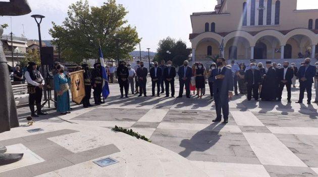 Αγρίνιο – Γ. Παπαναστασίου: «Ημέρα σεβασμού για τους Έλληνες της Μικράς Ασίας»