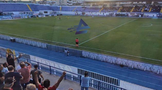 SL1: Γκολ στο φινάλε του πρώτου ημιχρόνου για τον Ατρόμητο Αθηνών