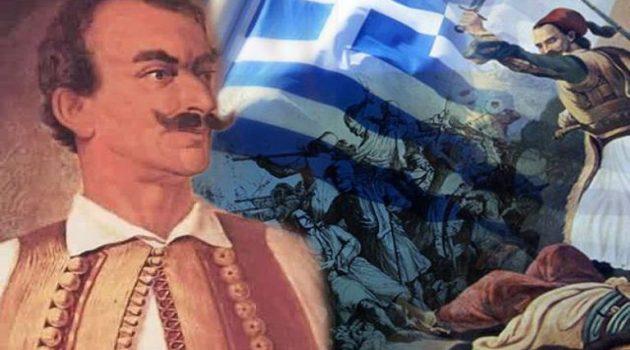 Βόνιτσα: Την 1η Οκτωβρίου τα αποκαλυπτήρια προτομής του Θεοδωράκη Γρίβα