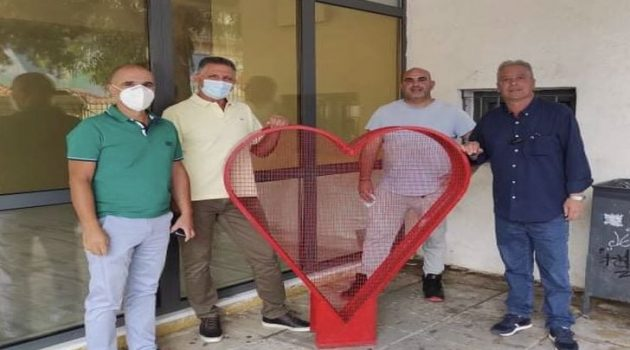 Δήμο Ναυπακτίας: Τοποθετήθηκαν οι «Ξεχωριστές» Συσκευές Συλλογής Πλαστικών Καπακιών