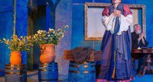 Η παράσταση «Αθάνατες» σε σκηνοθεσία Λ. Λοϊζίδη στο Δημοτικό Θέατρο…