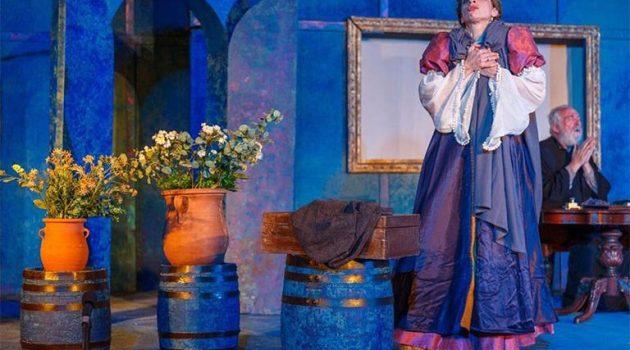 Η παράσταση «Αθάνατες» σε σκηνοθεσία Λ. Λοϊζίδη στο Δημοτικό Θέατρο Πειραιά
