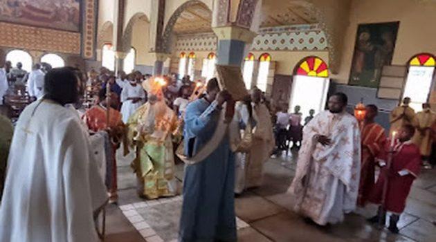 Χειροτονία πρεσβυτέρου στην Ιερά Μητρόπολη Κανάγκας (Photos)