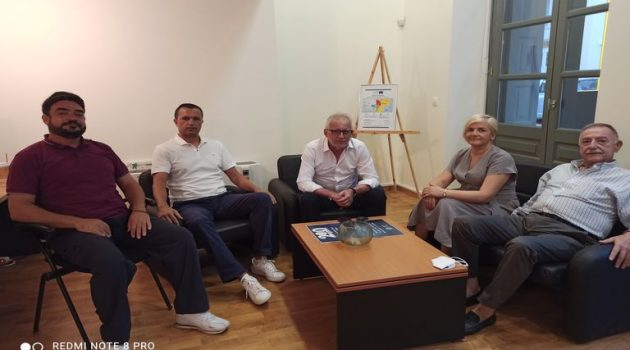 Επιμελητήριο Αιτωλ/νίας: Υλοποίηση του έργου «Το Σπίτι του Τουρίστα»