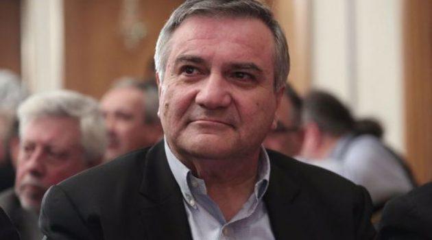 Ο Χάρης Καστανίδης υποψήφιος για την ηγεσία του ΚΙΝ.ΑΛ.