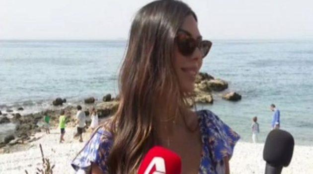 «Ο Αντώνης Σρόιτερ είναι πολύ νέος και ωραίος», λέει η Ιωάννα Μπούκη