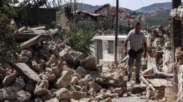 Αυτόματη ανανέωση δελτίων ανεργίας για τους σεισμόπληκτους του Ηρακλείου