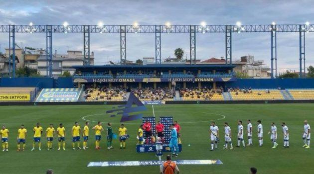 SL1 – Τέλος παιχνιδιού: Παναιτωλικός (0-0) Αστέρας Τρίπολης