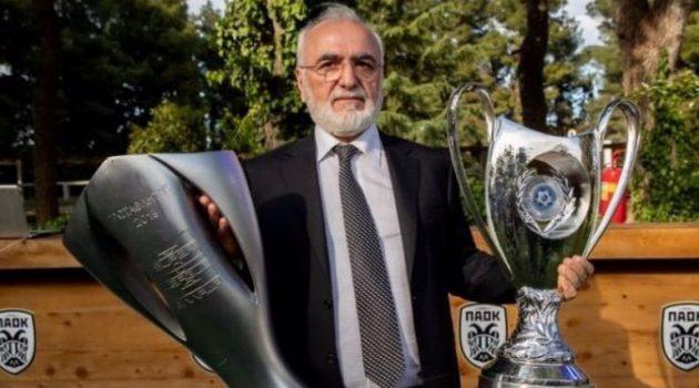 SL1 – Ιβάν Σαββίδης: «Ο Π.Α.Ο.Κ. είναι η ψυχή μου και δεν πωλείται»