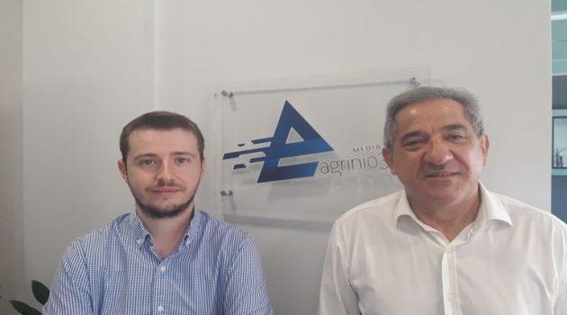 Ο Σ. Καμμένος στον Antenna Star: «Το Αγρίνιο συνεχίζει να μετράει ήττες» (Ηχητικό)